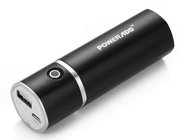 Power Bank Poweradd Slim 2 5000mAh