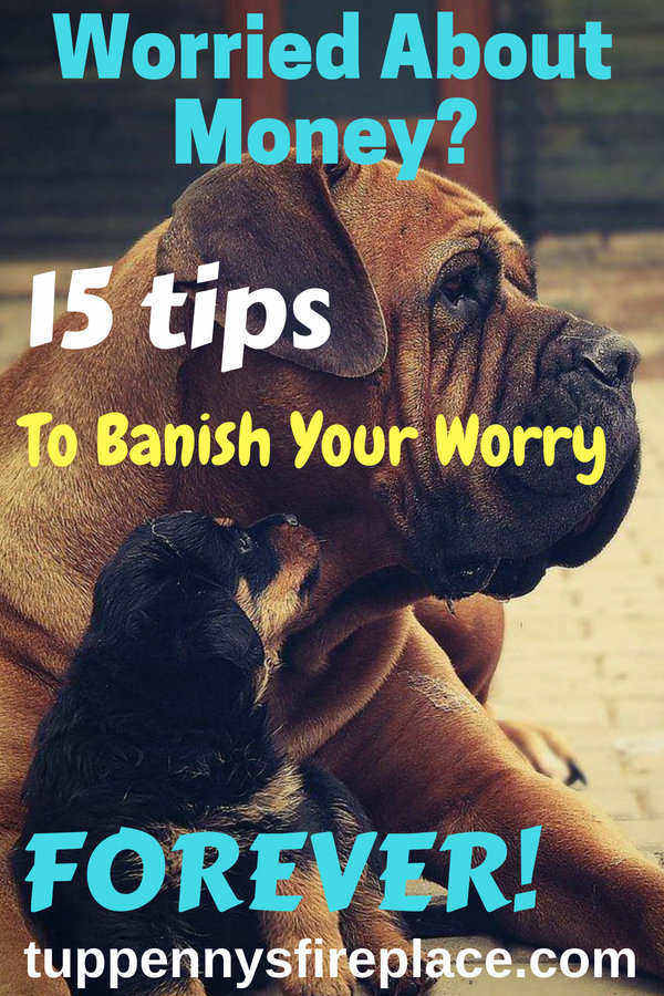 How To Stop Worrying About Money Banish Your Worry With