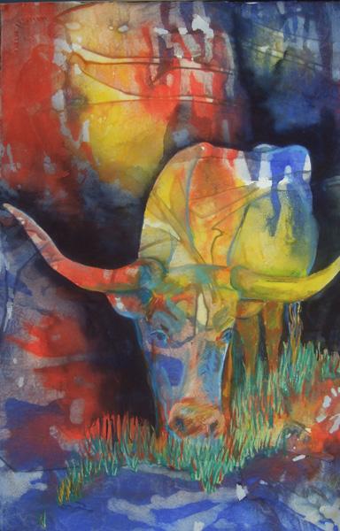 Technicolor Cows XVII