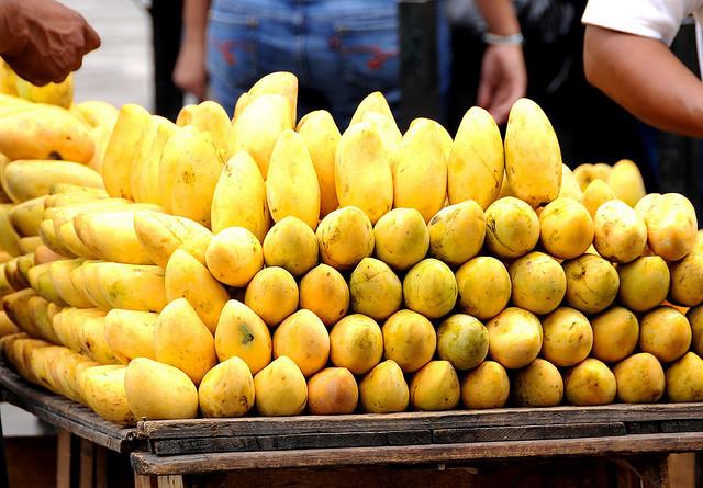 Mangos dulces para zumo! http://www.ecosfera.com