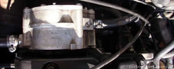 Zamontowana nowa pompa tandemowa
