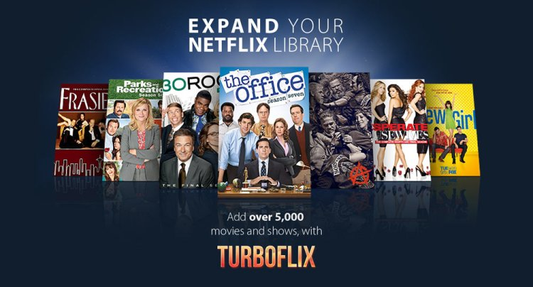 Expand your Netflix library