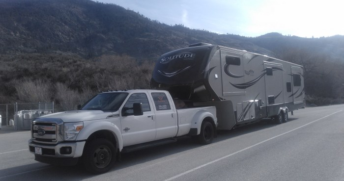 Camping, RV and Travel Trailer Delivery Services