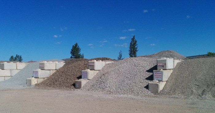 Bulk Material, Waste Removal, Garbage Removal, Recycling and Construction Transportation Services in Calgary