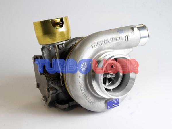Liebherr Industriemotor