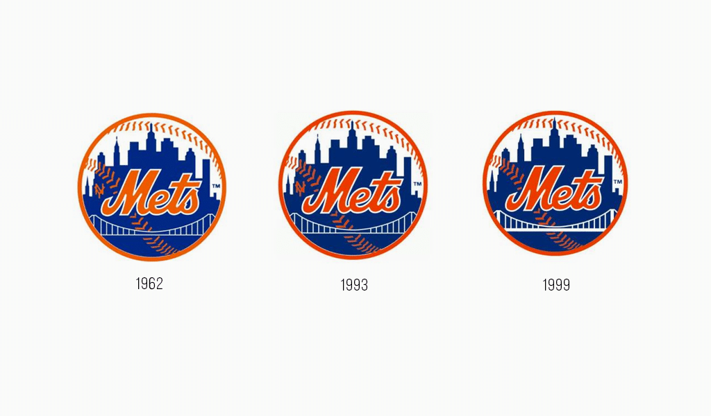 The History And Evolution Of The New York Mets Logo Turbologo Blog