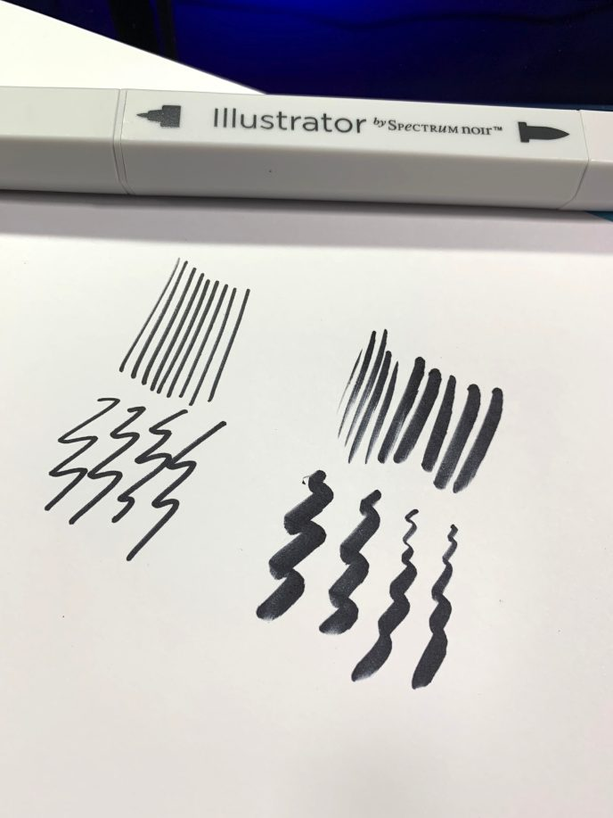 Illustrator Pens by Spectrum Noir image 7