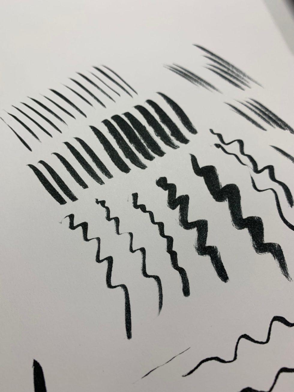Pentel Fude Brush Image 8