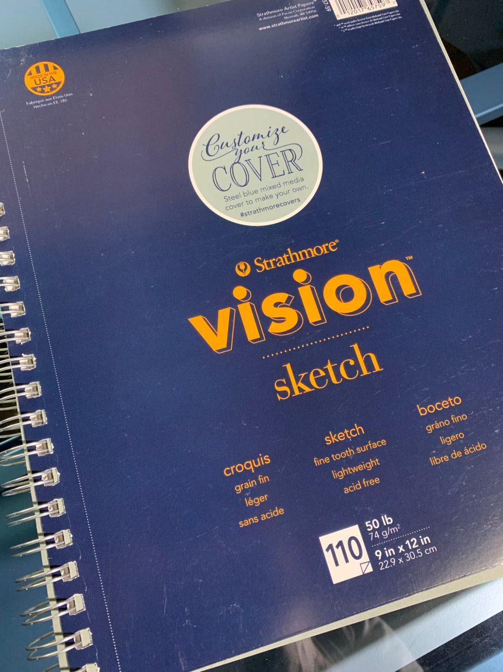 Strathmore Vision Sketch Paper image 2