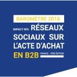 Turbulences Conseil - Baromètre 2018 social selling