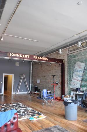 Tenant Installation