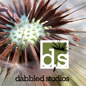 Dabbled Studios Web Design & Development logo