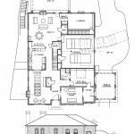 Original Floor Plan Concept and Elevation