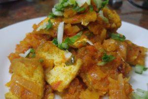 Cómo preparar tofu picante fácil