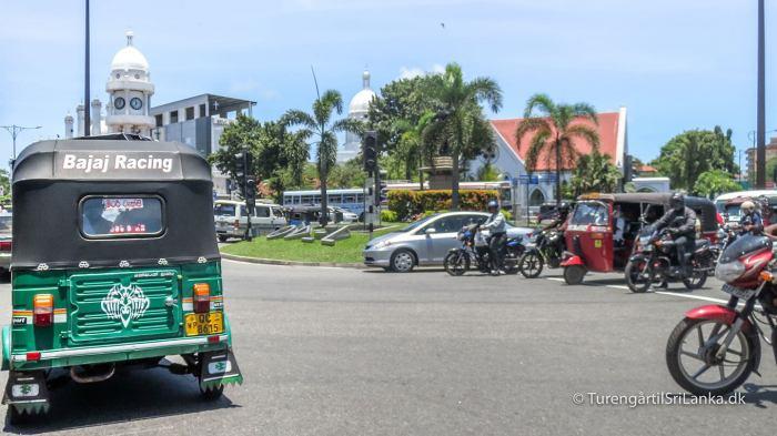Colombo er Sri Lankas hektiske hovedstad