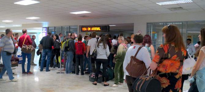 Skal man have visum til Sri Lanka?
