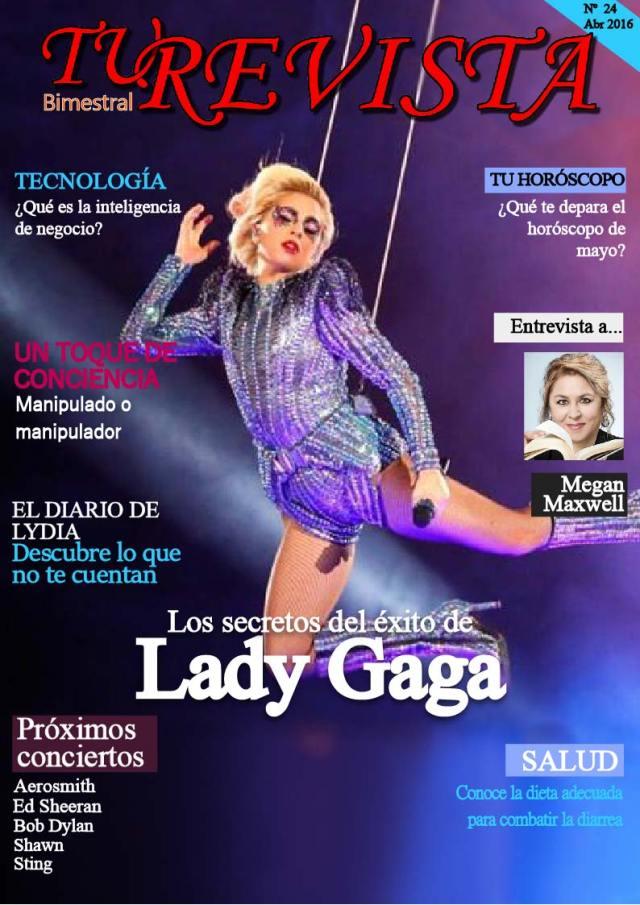 """Descubre los secretos de """"Lady Gaga"""" y cómo consiguió el éxito."""