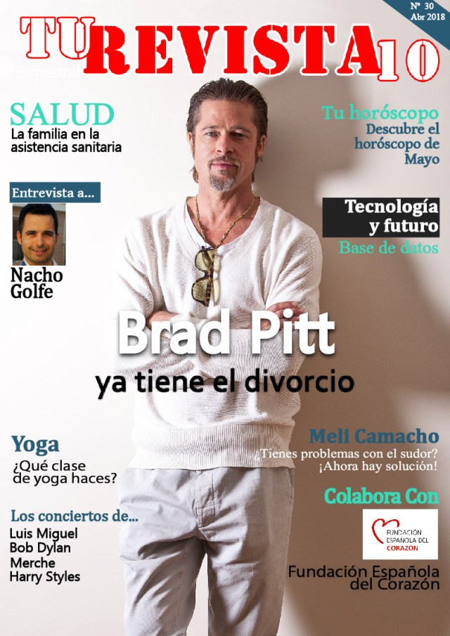 Brad Pitt ya tiene el divorcio