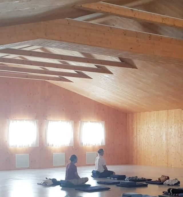 Con meditación es más fácil innovar.