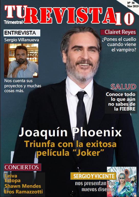 """La exitosa película """"JOKER"""" la protagoniza el gran actor Joaquín Phoenix."""