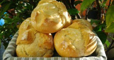 Como Hacer Pan en Casa Facilmente