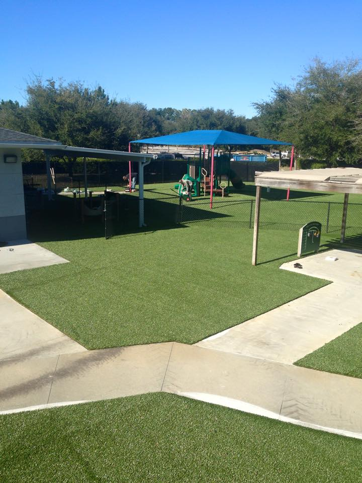 Playground Artificial Turf