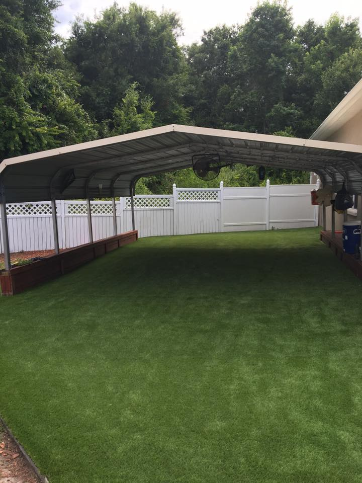 Play Area Artificial Turf