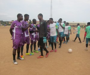 Turfseason players welcoming Owoiya FC to the game – August12th, 2018