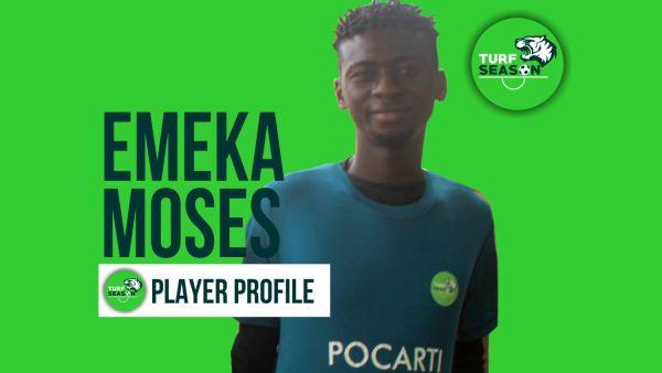 Emeka Moses