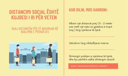 Distancimi Social
