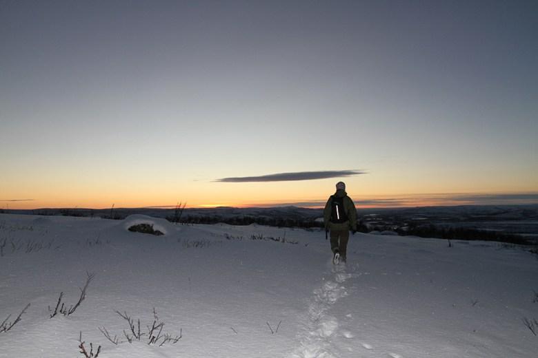 Fargetid i Finnmark