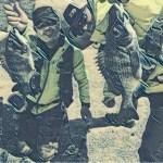 おチヌ様はもっさりワカメが好き?!今までの場所が釣れなくて、すぐ近くの釣れてなかった場所でウハウハ!!