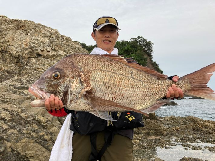紀伊長島磯釣り