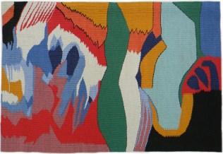 "Untitled. Linen. 23.5""x33"""