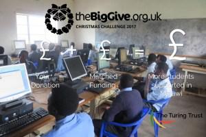 How The Big Give Christmas Challenge works
