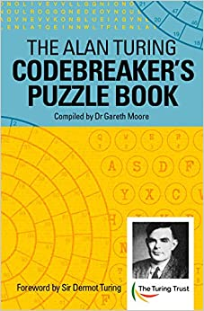 Cover of The Alan Turing Codebreaker's PuzzleBook