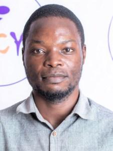 Sylvester Mtumbuku from CYD