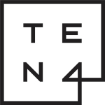 Ten4 Design logo