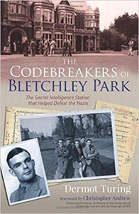 Codebreakers of Bletchley Park cover