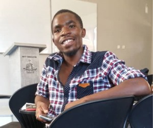 Sydney Chiumia is now studying Systems and Security at Malawi University of Science and Technologycompute