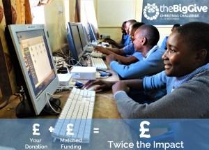 The Big Give Christmas Challenge Malawi project