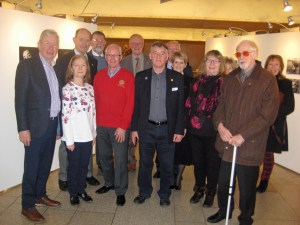 Rotary Club of Currie Balerno at the Scottish Parliament