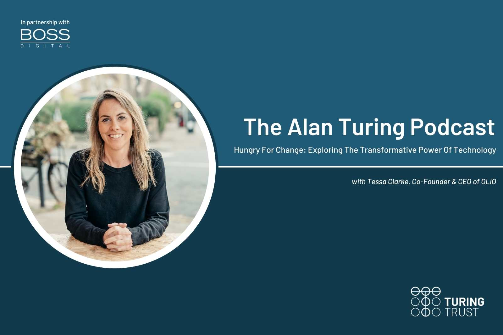 Hungry For Change: Exploring The Transformative Power Of Technology   Three Stories With Tessa Clarke of OLIO