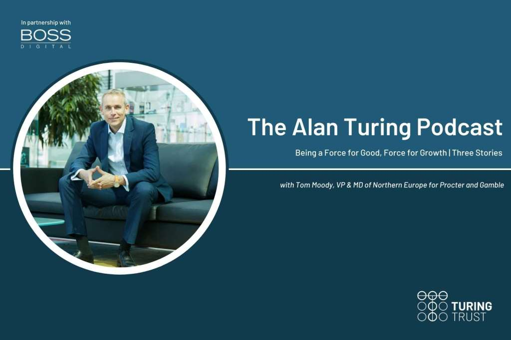 Tom Moody - The Alan Turing Podcast