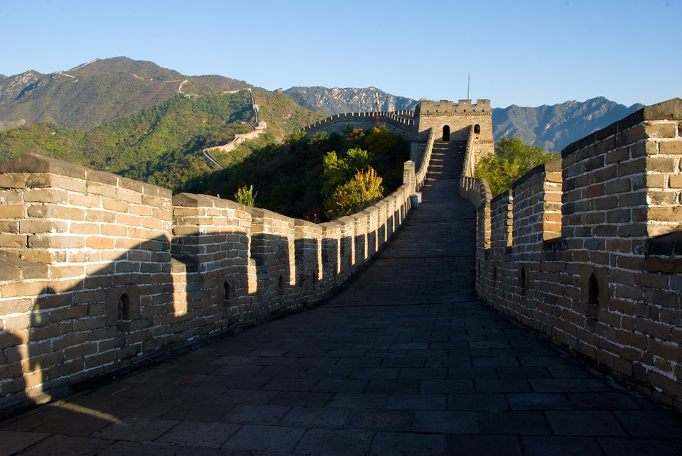 Things to do in China - The great wall in Mutianyu