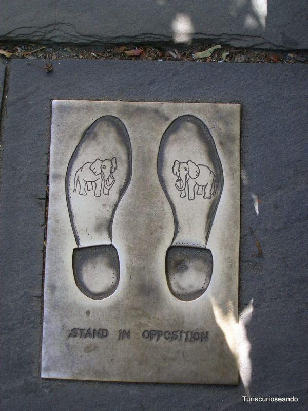 BOSTON: THE FREEDOM TRAIL O SENDERO DE LA LIBERTAD