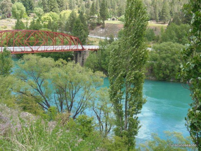 NUEVA ZELANDA EN BICICLETA: CENTRAL OTAGO RAIL TRAIL