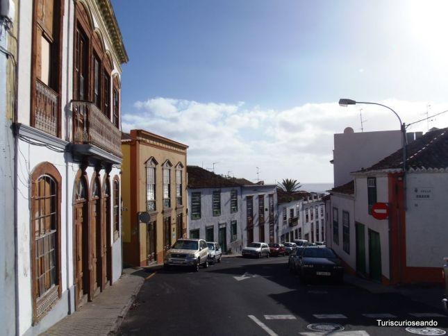 SC DE LA PALMA. DESCUBRIR EL BARRIO DE SAN SEBASTIAN