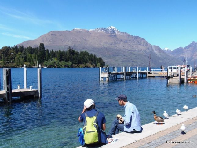 NZ. QUEENSTOWN MAS QUE DEPORTES DE NATURALEZA