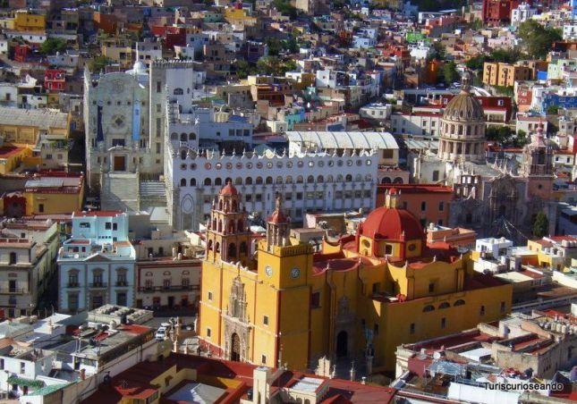 Guiá de Viaje: México en 16 dias - Jalisco y Guanajuato
